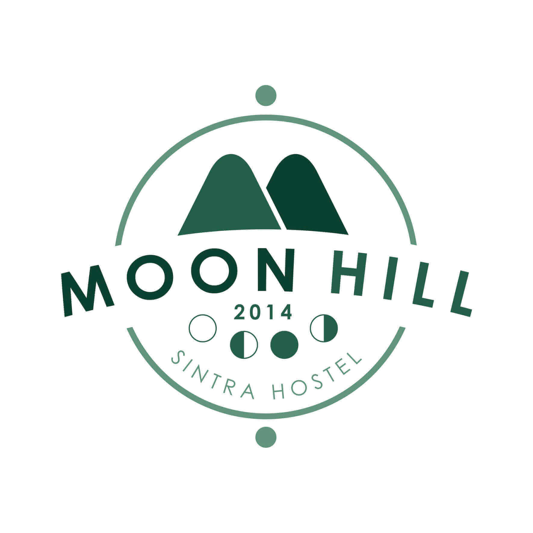Moon Hill Hostel - Logotipo